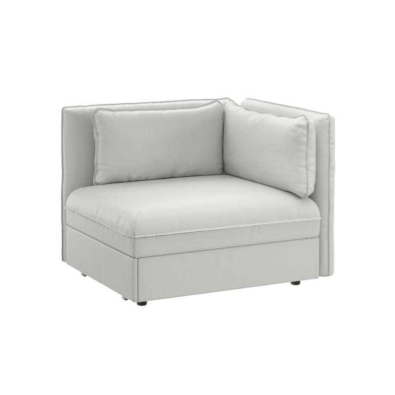 Vallentuna Sofa-bed module with backrests